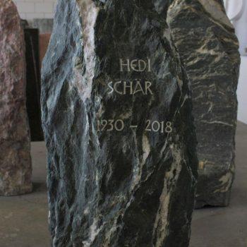 Schlichter Grabstein007